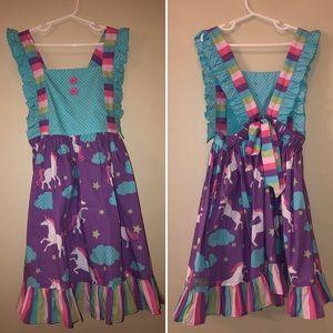 New Eleanor Rose 8/10 Unicorn Magic Amelia Dress